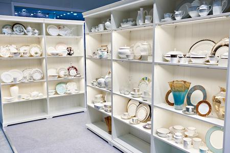 Shop of ceramic home ware