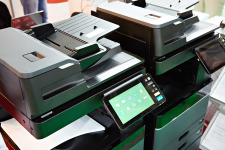 Office automation printers and copiers