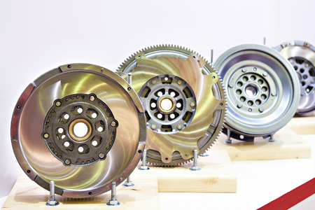 Flywheel in car store