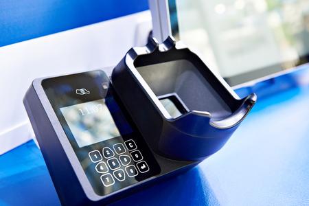 Biometric access systems Фото со стока