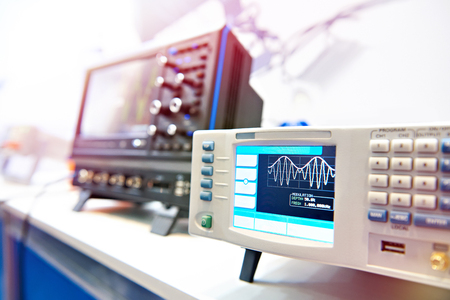 Arbitrary Waveform Generator. Radio measuring instruments