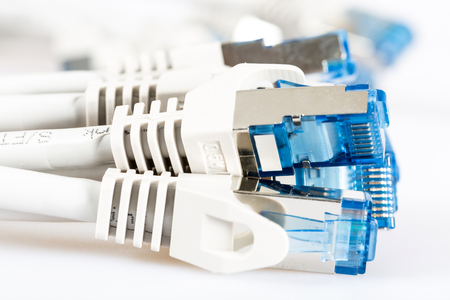 network cables to the Internet