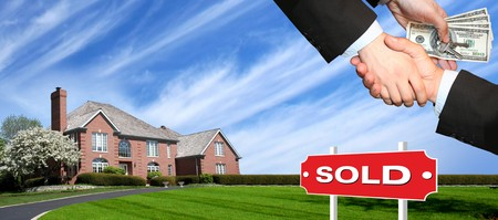House for sale Stock Photo - 4457849