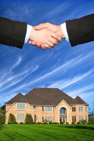 House sold Stock fotó