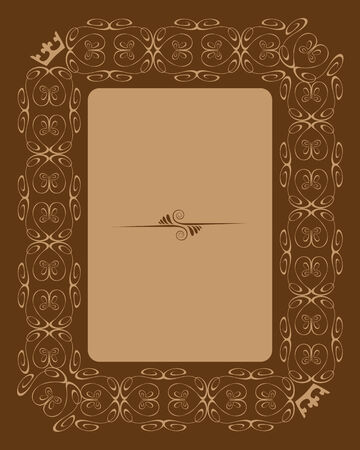 Decorative element Ilustrace