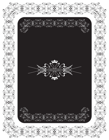 Decorative element Ilustração