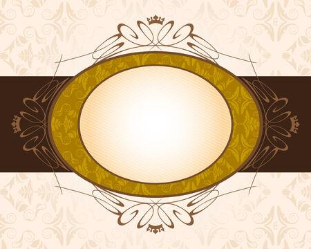 Abstract banner Ilustração