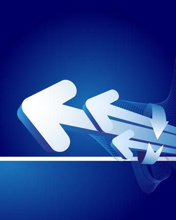 Abstrakte Hintergrund mit Platz für text Standard-Bild - 5764850