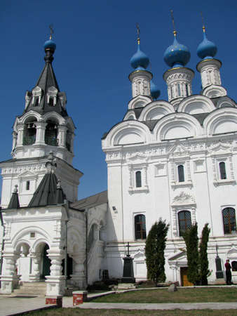 pilgrimages to the Golden Ring RUSSIA