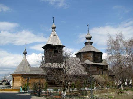 peregrinación: peregrinaci�n al anillo de oro de Rusia Foto de archivo