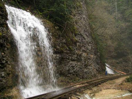 Falls Caucasus