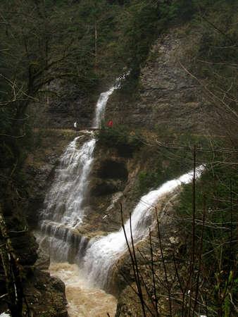 Falls Caucasus photo