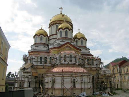 Pilgrimage to the monasteries of Abkhazia photo
