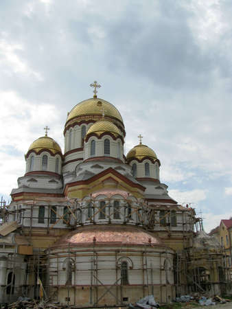 monasteries: Pilgrimage to the monasteries of Abkhazia