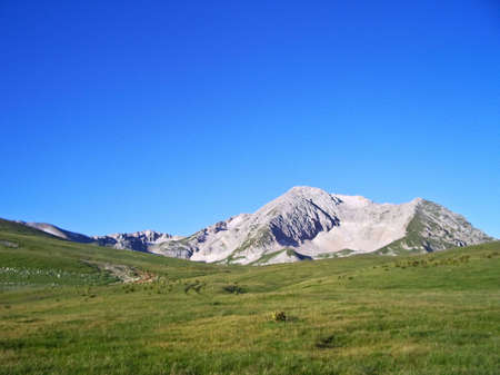 uplands: The mountains of the Caucasus Nature Reserve