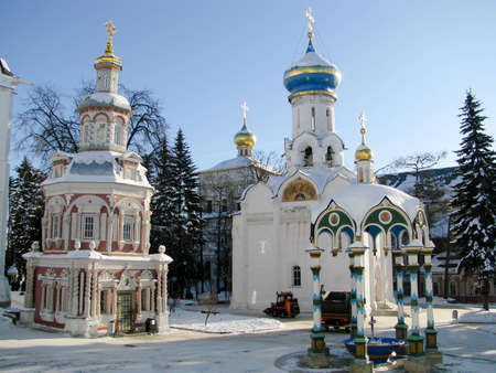 Pilgrimage to the temples Russia photo