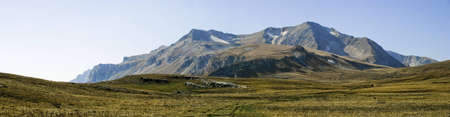 Mountains of Northwest caucasus photo