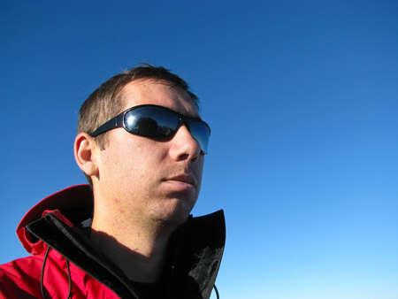 Mountaineering on Northwest caucasus photo