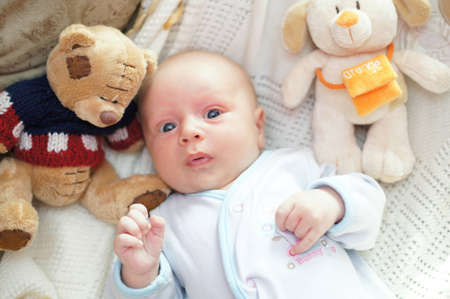 A charming little baby Stock Photo - 16112373