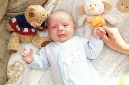 A charming little baby Stock Photo - 16165060