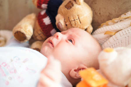 A charming little baby Stock Photo - 16112394