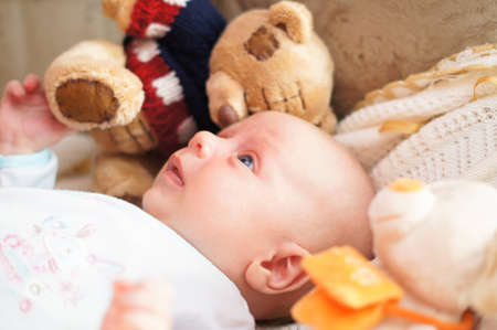 A charming little baby Stock Photo - 16116734