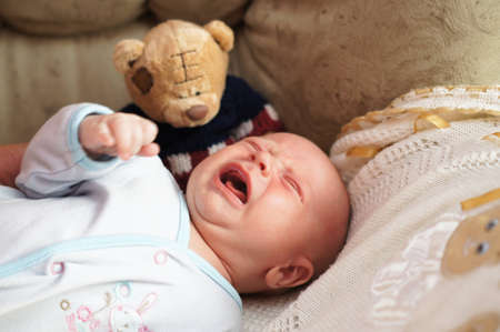 A charming little baby Stock Photo - 16116961