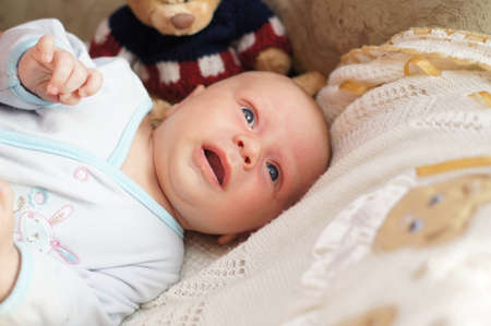 A charming little baby Stock Photo - 16112364