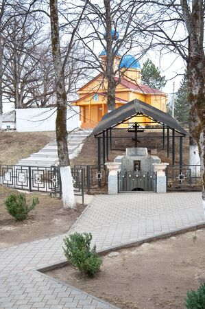 Orthodox churches in Russia photo