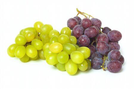 Grape isolated on white background Stock Photo