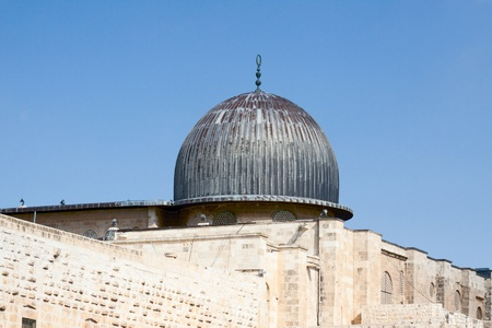 The mousque of Al-aqsa photo