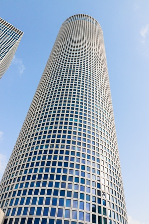 Azrieli Center, Tel-Aviv, Israel round tower