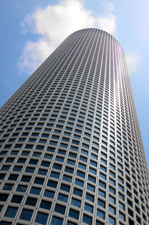 Azrieli Center Tel-Aviv round building