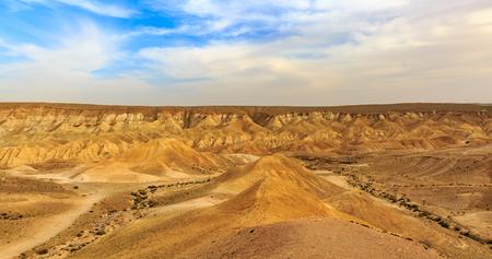 negev: Mountains in Negev desert in Israel
