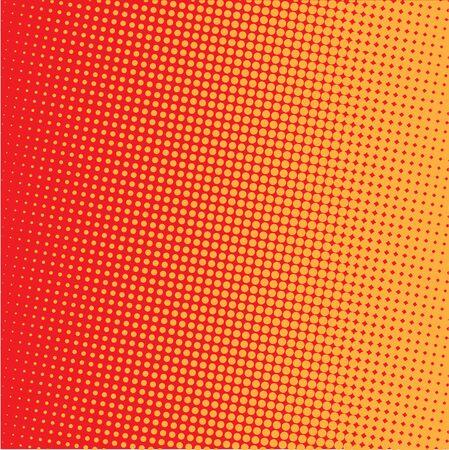 simple gradient halftone background texture