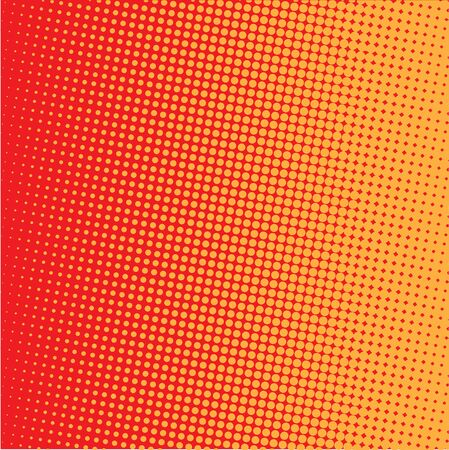 simple gradient halftone background texture
