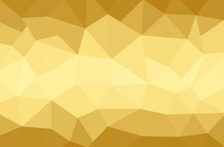 flat geometric abstract gold background template