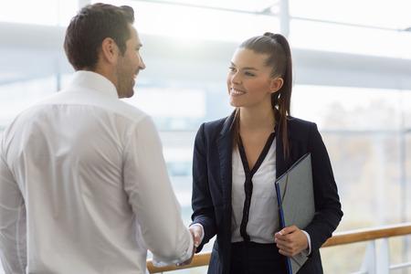twenty two: Business people meeting