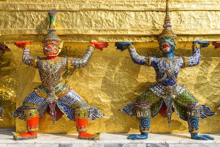 Wat Phra Kaew or the Temple of the Emerald Buddha (officially known as Wat Phra Sri Rattana Satsadaram) is regarded as the most important Buddhist temple in Thailand.