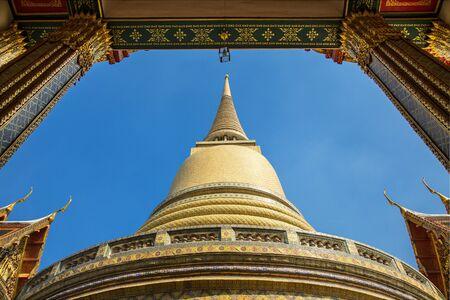 Thailand, Bangkok, Wat Ratchabophit