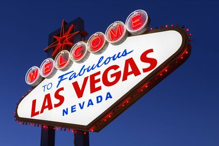 Welcome Sign to Las Vegas