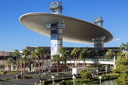 Las Vegas, The fashion show shopping Mall on the strip