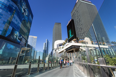 Luxury Hotels and the famous Las Vegas Strip
