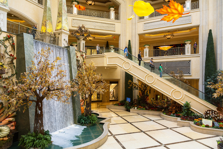 Shopping Mall at Venetian Hotel, Las Vegas
