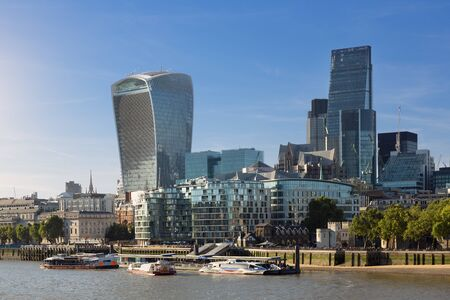 City of London one of the leading centers of global finance