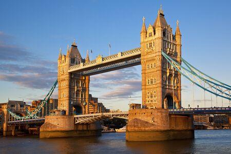Europe, United Kingdom, England, London, Tower Bridge