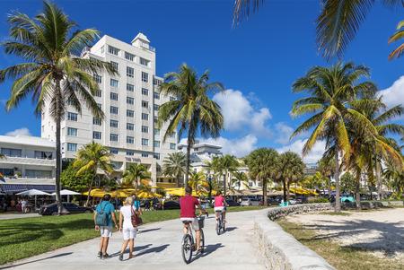 Miami, South Beach, Lummus Park 新聞圖片