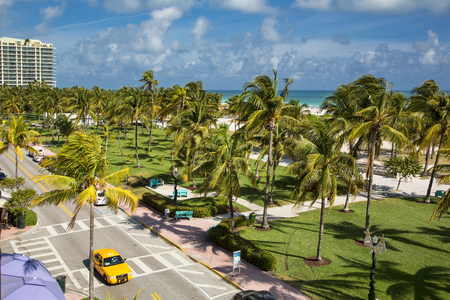 Miami, South Beach, Lummus Park Publikacyjne