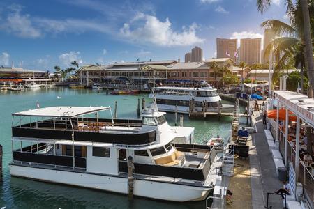 Miami, Bayside Market