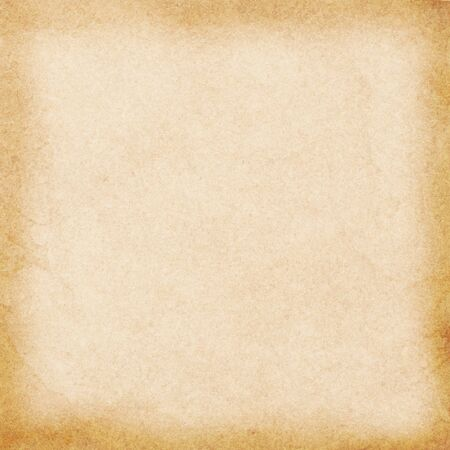 old empty stained beige vintage paper texture Stok Fotoğraf